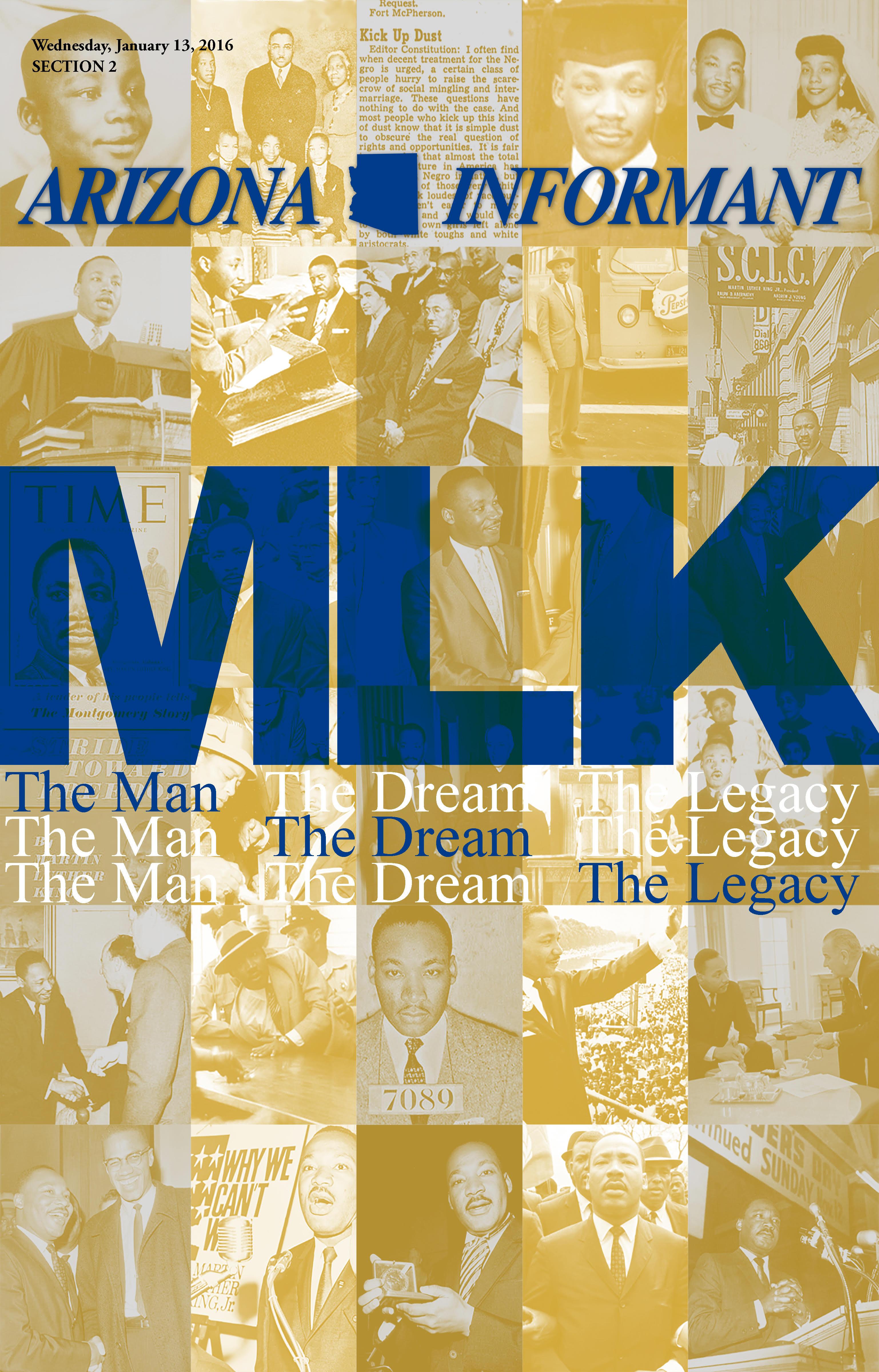 MLK Day - 2016